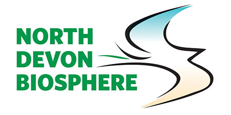 North Devon Biosphere logo