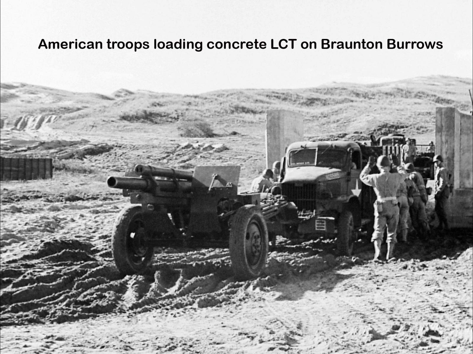 US Troops Braunton Burrows